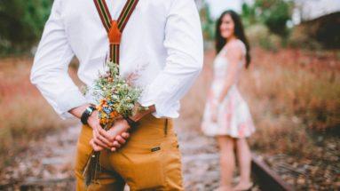 Der Hochzeitsantrag